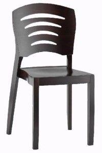 Krzesło sztaplowane do restauracji AS-0705 krzesło typu A-0257 fameg