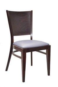 Krzesło sztaplowane do restauracji AT-3917 ST model 313 917 Ton