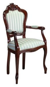 Krzesło stylowe z Radomska B-1005-V
