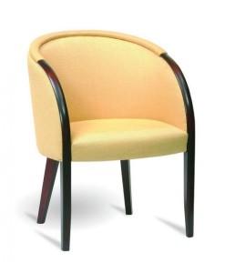 Fotel drewniany BP-3451