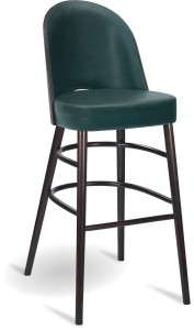 Barowy hoker tapicerowany BSP-0048 krzesło barowe typu BST-1413 fameg Amada