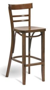 Hoker barowy drewniany BSP-5014