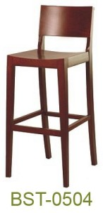Krzesło barowe BST-0504 hoker barowy typu H-9230