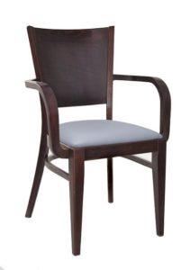 Fotel tapicerowany BT-3917 sztaplowany