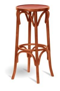 Stołek barowy gięty TG-80 krzesło barowe typu BST-9739 fameg