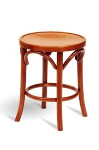 Stołek barowy gięty TG-46 krzesło barowe typu BST-9739 fameg