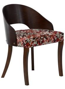 Fotel tapicerowany MORITZ-1-AN