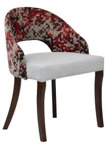 Fotel tapicerowany MORITZ-2-AN
