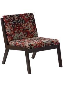 Fotel tapicerowany OREY-SN