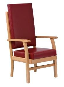 Fotel tapicerowany PENSION-B1