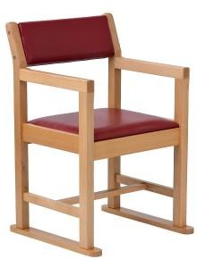 Fotel tapicerowany SKATE-BN