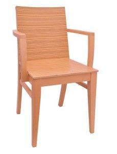 Fotel drewniany BS-0810