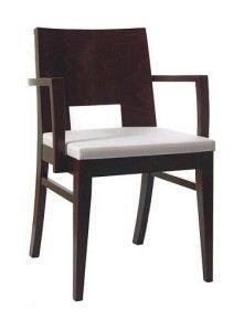 Nowoczesny fotel tapicerowany BS-0805