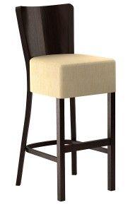Hoker barowy nowoczesny BSP-0035 krzesło barowe typu Tulip