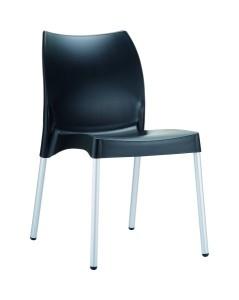 Krzesło nowoczesne białe Viva