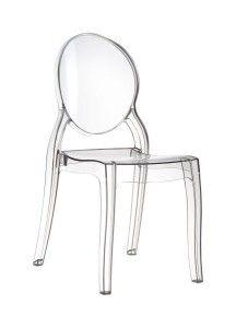 Krzeslo Eliza clear