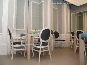 Meble restauracyjne w stylu włoskim