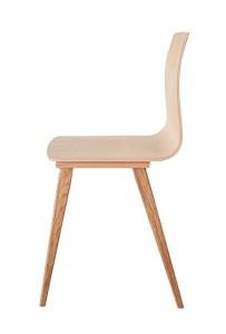 Krzesło nowoczesne drewniane do kuchni typ TRAS