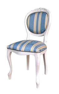 Stylowe krzesło A-1003-VP oryginalne włoskie