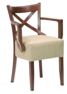 Fotel BL-0145-1 typu Bistro