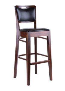 Stołek barowy BSR-423 krzesło barowe typu Comfy fameg