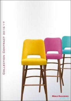 Katalog 2017 mebli i krzeseł firmy Meble Radomsko