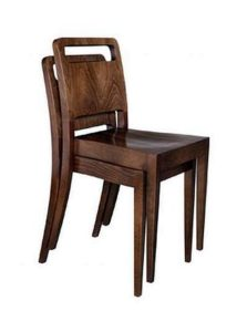 Krzesło sztaplowane Burton AN