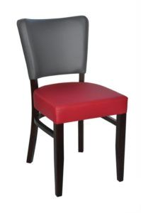 Sztaplowane krzesło do restauracji AR-9608-ST