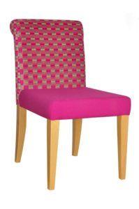 Krzesło stylowe tapicerowane całe AS-0804 Meble Radomsko