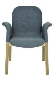 Fotel tapicerowany nowoczesny Bambosh-BS