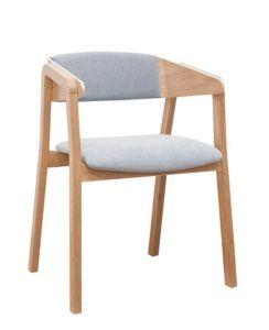 Tapicerowany fotel nowoczesny CAVA-BS
