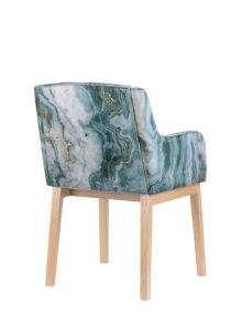 Fotel tapicerowany nowoczesny COMFI-BS