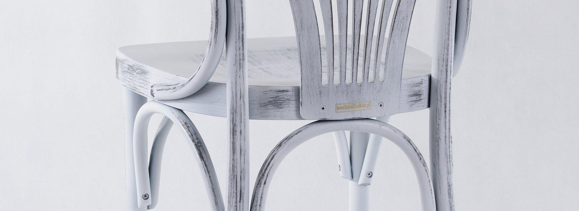 Gięte krzesła z Radomska