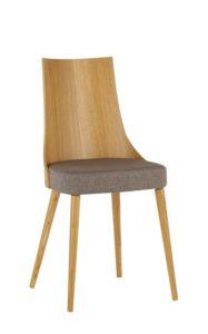 Krzesło dębowe nowoczesne AP-0040