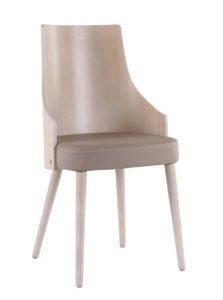 Krzesło nowoczesne dębowe BS-0040