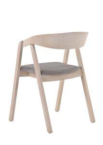 Fotel nowoczesny sztaplowany LOX BS Nowość