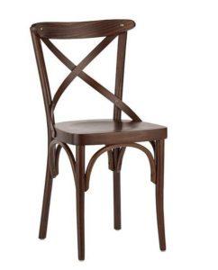 Klasyczne gięte krzesło AG-150-1
