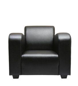 Nowoczesny fotel tapicerowany VERSAL
