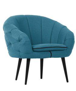 Tapicerowany fotel nowoczesny