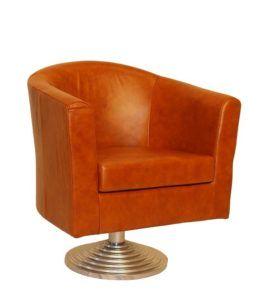 Fotel tapicerowany OSCAR (obrotowy)