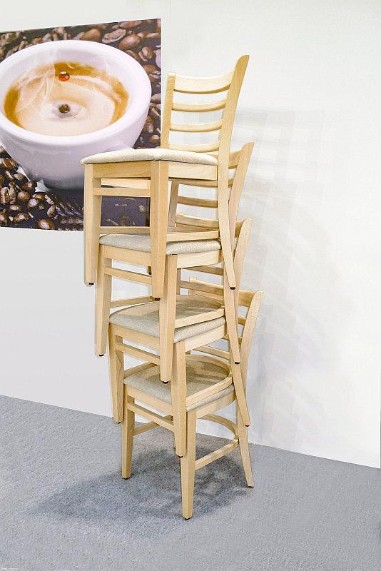 krzesła nastawne do restauracji AR-9907