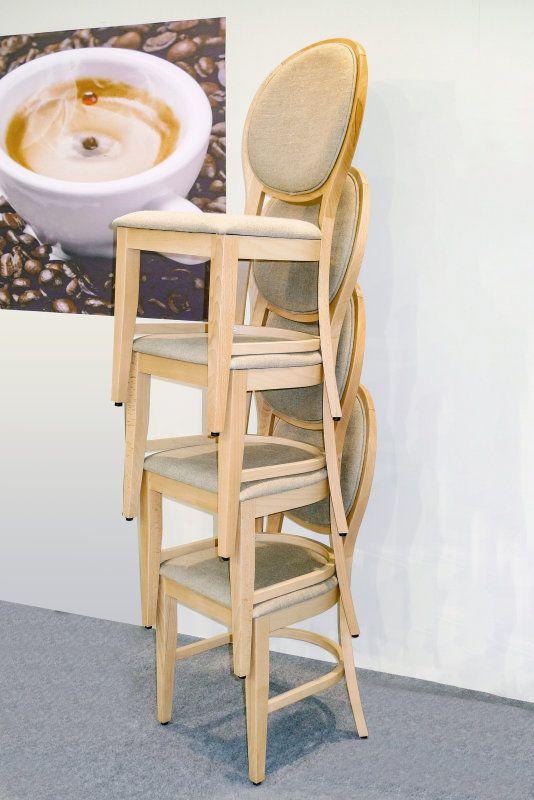 krzesła sztaplowane do restauracji AR-0951-ST