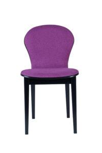 Krzesło nowoczesne tapicerowane AS-INFINITY