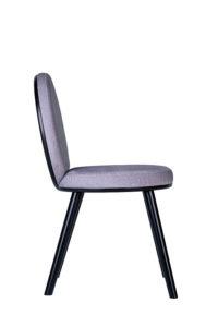 Super nowoczesne krzesło tapicerowane OTTO AS kolekcja Mediolan 2020 od Meble Radomsko