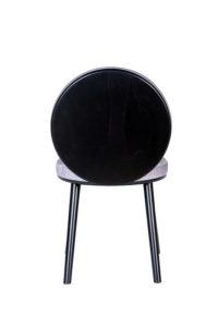 Super nowoczesne krzesło tapicerowane OTTO AS projekt R&G Fauciglietti nowość z krzeslaradomsko.pl