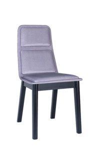Designerskie nowoczesne Krzesło AZURRA-AS z kolekcji Mediolan 2020 nowość od Meble Radomsko