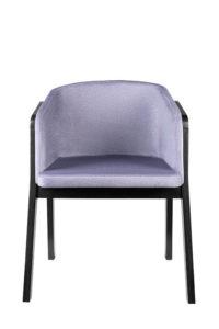 Designerski fotel nowoczesny CAVA BS typu kubełek nowość 2020