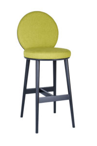 Super nowoczesne krzesło barowe OTTO AS kolekcja Mediolan 2020