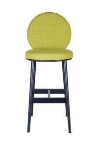 Super nowoczesne krzesło barowe OTTO AS kolekcja Mediolan 2020 od Meble Radomsko