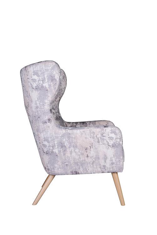 Fotel tapicerowany VALY